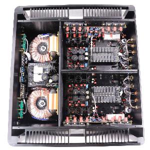 Audio-GD Master-10 MK2 Amplificateur Class A Symétrique ACSS 2x500W 4 Ohm