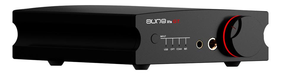 Aune X1s GT DAC Amplificateur Casque Symétrique 32bit 768kHz DSD512