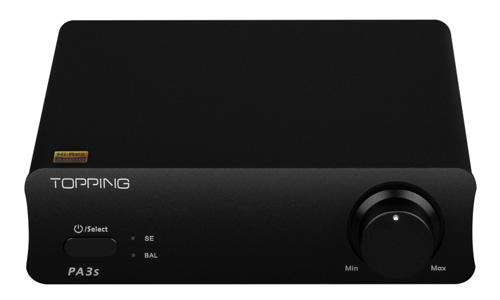 Topping PA3s Amplificateur Class D Symétrique 2x MA12070 2x65W 4Ω