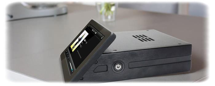 Rasptouch I2S LVDS HDMI