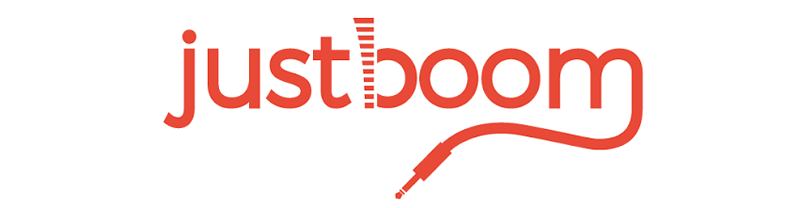Logo Justboom Audio
