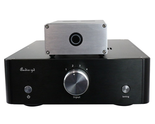 Raspdigi LTE DAC Audio-GD
