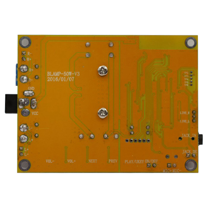 FX-Audio TDA 7492 Amplificateur Class D