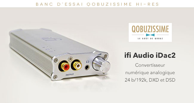 IFI AUDIO Idac 2