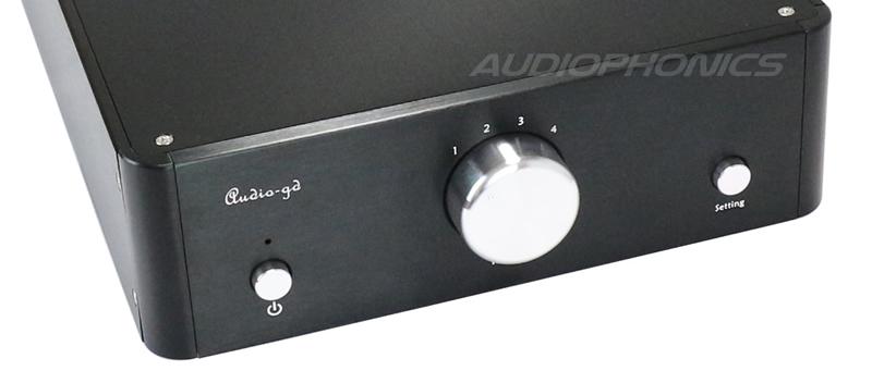 Audio-GD Singularity 19 Neutral