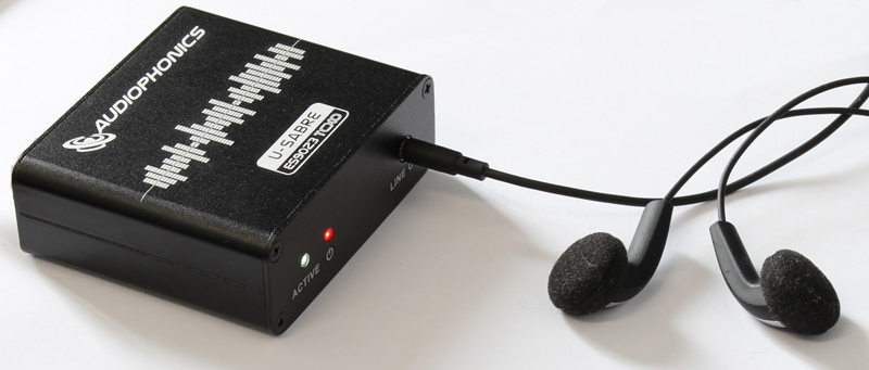 Audiophonics U-Sabre ES9023 TCXO