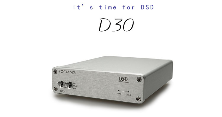 Topping D30