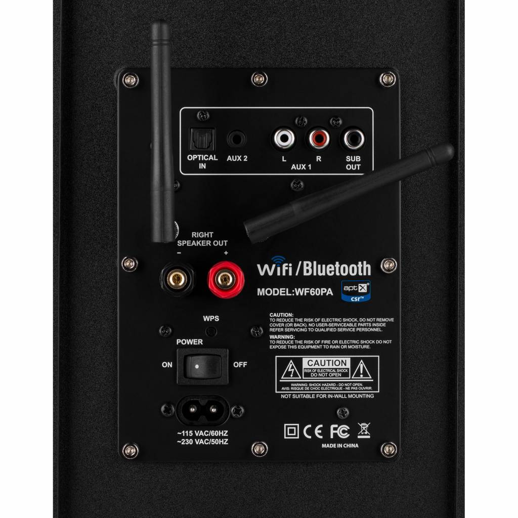 dayton audio wfa 60 bluetooth wifi
