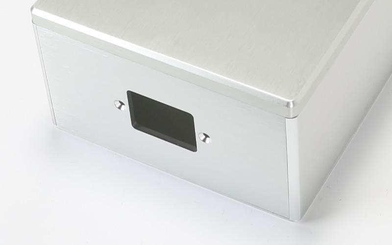 audiophonics MPC6 V2 silver