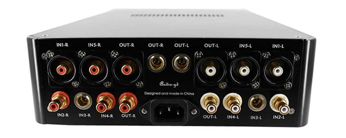 Arrière Audio-GD C-2
