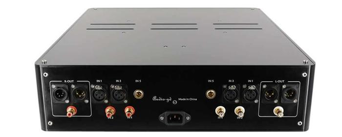 Arrière Audio-GD HE-1