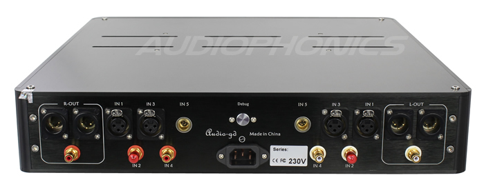 Back Audio-GD MASTER-1