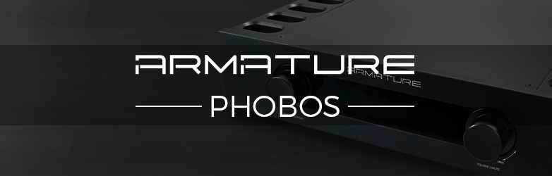 Armature Phobos Amplificateur Ab Int 233 Gr 233 Dac Usb 24bit
