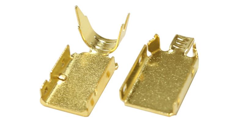 Connecteur Micro USB Type B avec Coque