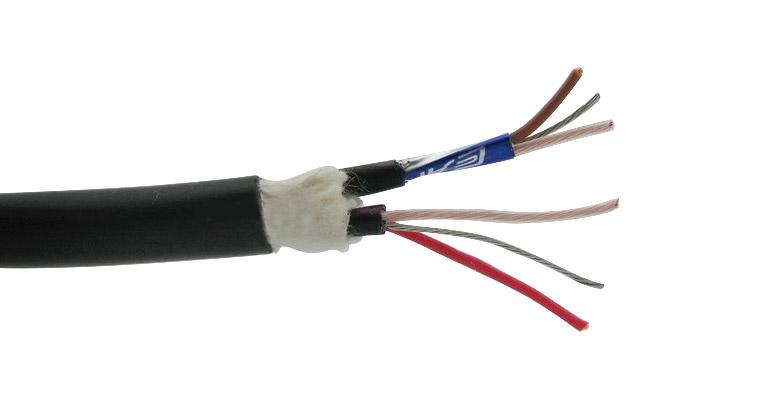 Canare MR202-AT Câble symétrique blindé 2 canaux