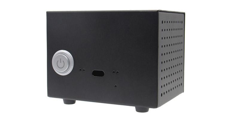 Boîtier métal pour Raspberry Pi et DAC ST6000 / ST6000K / ST800