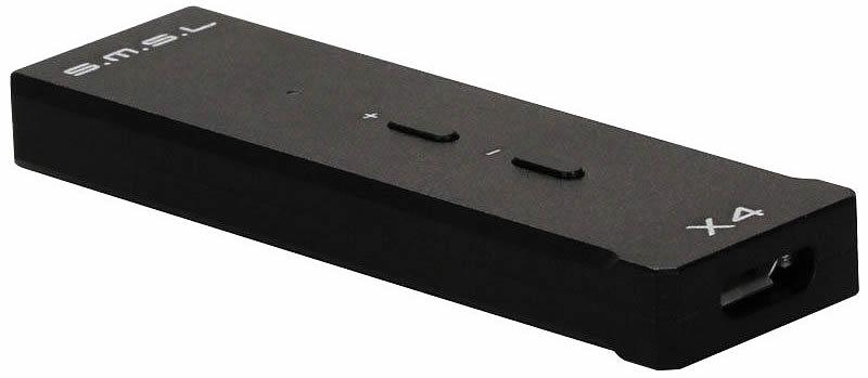 SMSL X4 DAC USB OTG hi RES