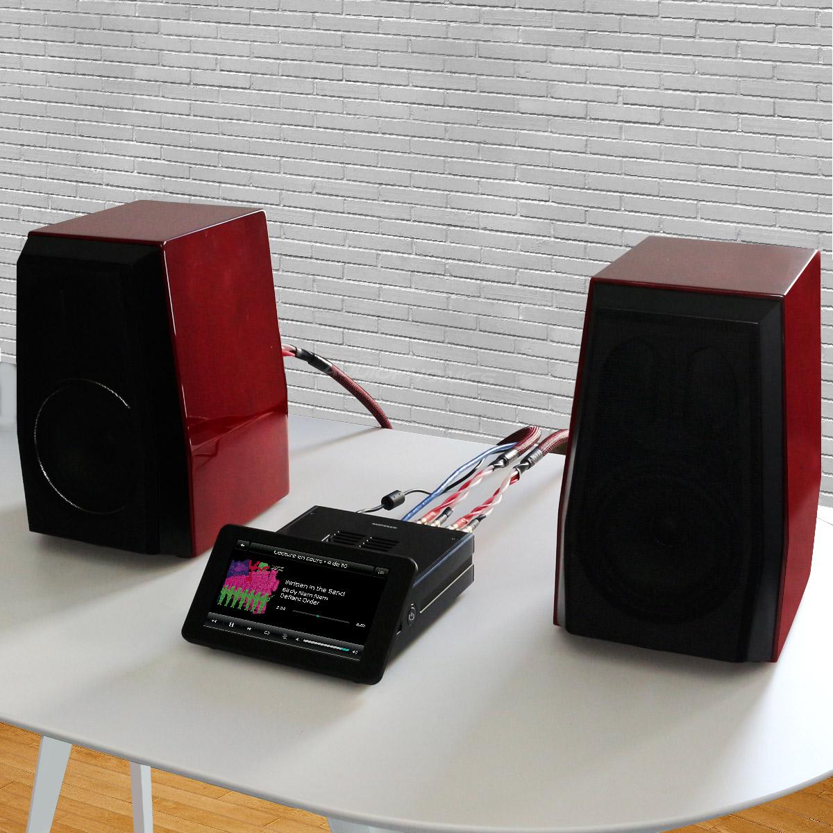 RaspTouch AMP ES9023 TPA3118