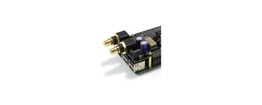 AUDIOPHONICS I-SABRE DAC - Les différentes générations du DAC pour Raspberry Pi