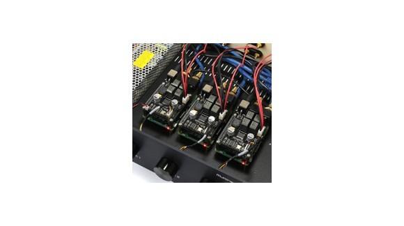 Custom work - Multiroom 3 zones network amplifier based on Raspberry Pi + I-SABRE AMP
