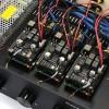 Réalisation sur Mesure - Amplificateur réseau Multiroom 3 zones à base Raspberry Pi + I-SABRE AMP
