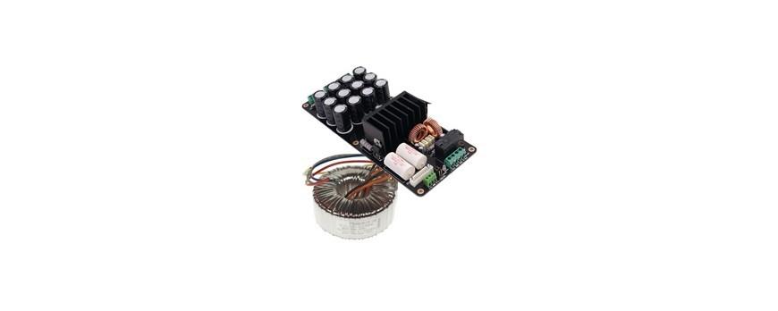 DIY Tutorial - Wiring Kit TRIPATH TA2022